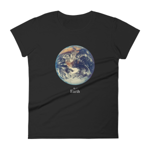 BuzzFeed Earth Earth Day Women's T-Shirt