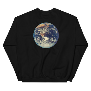 BuzzFeed Earth Earth Day 2-Sided Sweatshirt