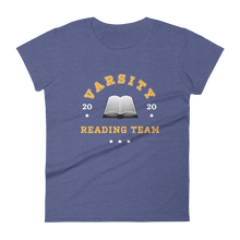 Load image into Gallery viewer, BuzzFeed Varsity Reading Team Book Day Women's T-Shirt