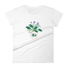 Load image into Gallery viewer, BuzzFeed Plant Love Mother's Day Women's T-Shirt