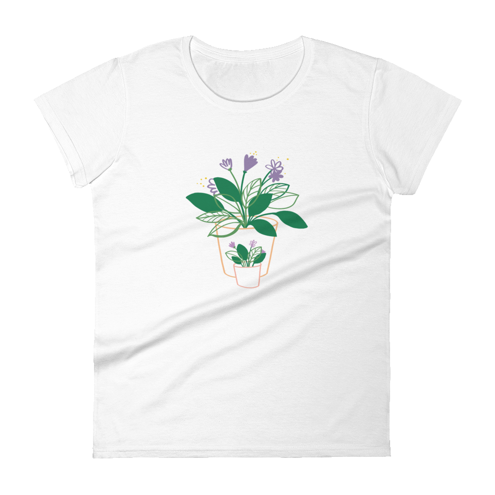 BuzzFeed Plant Love Mother's Day Women's T-Shirt