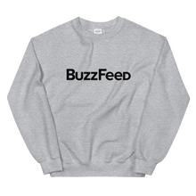 Load image into Gallery viewer, BuzzFeed Classic Logo Sweatshirt