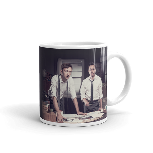 BuzzFeed Unsolved True Crime Season 3 Mug