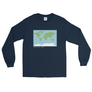BuzzFeed Save The Earth Earth Day Long Sleeve T-Shirt
