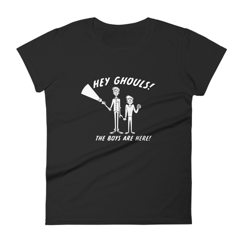 BuzzFeed Unsolved Hey Ghouls Women's T-Shirt