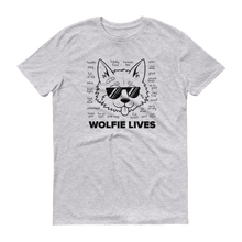 Load image into Gallery viewer, Multiplayer By BuzzFeed Wolfie Lives T-Shirt