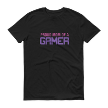 Load image into Gallery viewer, Multiplayer By BuzzFeed Proud Mom Gamer T-Shirt