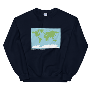 BuzzFeed Save The Earth Earth Day Sweatshirt