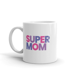 BuzzFeed Super Mom Mother's Day Mug