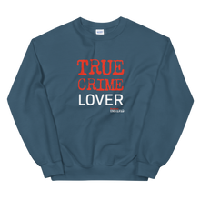 Load image into Gallery viewer, BuzzFeed Unsolved True Crime Lover Sweatshirt