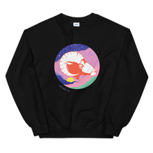Load image into Gallery viewer, BuzzFeed Zodiac Aries Design Sweatshirt