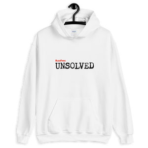 BuzzFeed Unsolved Logo Hooded Sweatshirt