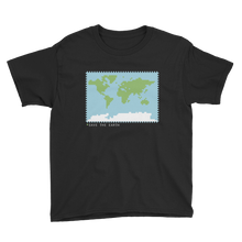 Load image into Gallery viewer, BuzzFeed Save The Earth Earth Day Youth T-Shirt