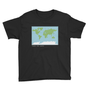 BuzzFeed Save The Earth Earth Day Youth T-Shirt