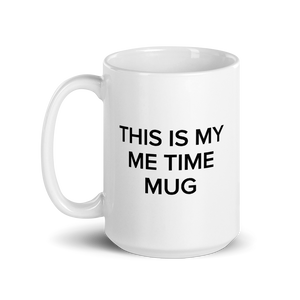 BuzzFeed Me Time Mother's Day Mug