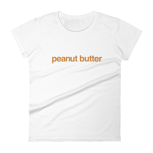 BuzzFeed Peanut Butter Best Friend Day Women's T-Shirt