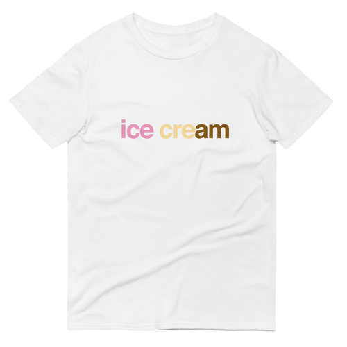 BuzzFeed Ice Cream Best Friend Day T-Shirt