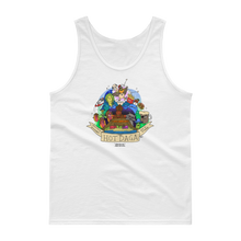 Load image into Gallery viewer, BuzzFeed Unsolved Hot Daga Saga Tank top