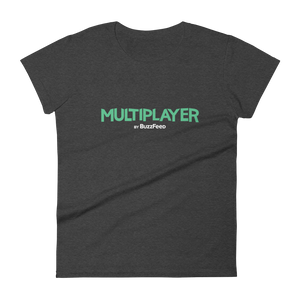 Multiplayer By BuzzFeed Logo Women's T-Shirt