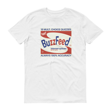 Load image into Gallery viewer, BuzzFeed Internet Quizzes T-Shirt
