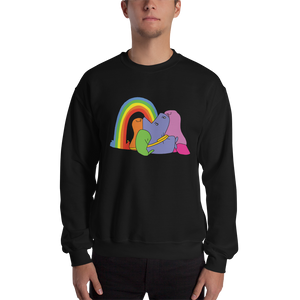 The Land Of Boggs Hug Sweatshirt