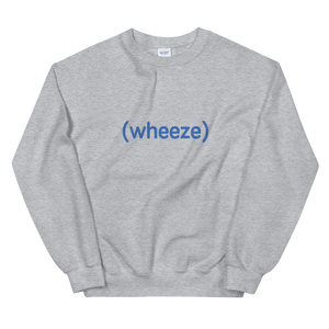 BuzzFeed Unsolved (wheeze) Sweatshirt