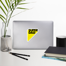 Load image into Gallery viewer, BuzzFeed Super Dad Father's Day Sticker