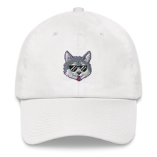 Load image into Gallery viewer, Multiplayer By BuzzFeed Wolfie Emote Dad Hat