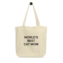 Load image into Gallery viewer, BuzzFeed Cat Mom Mother's Day Tote Bag