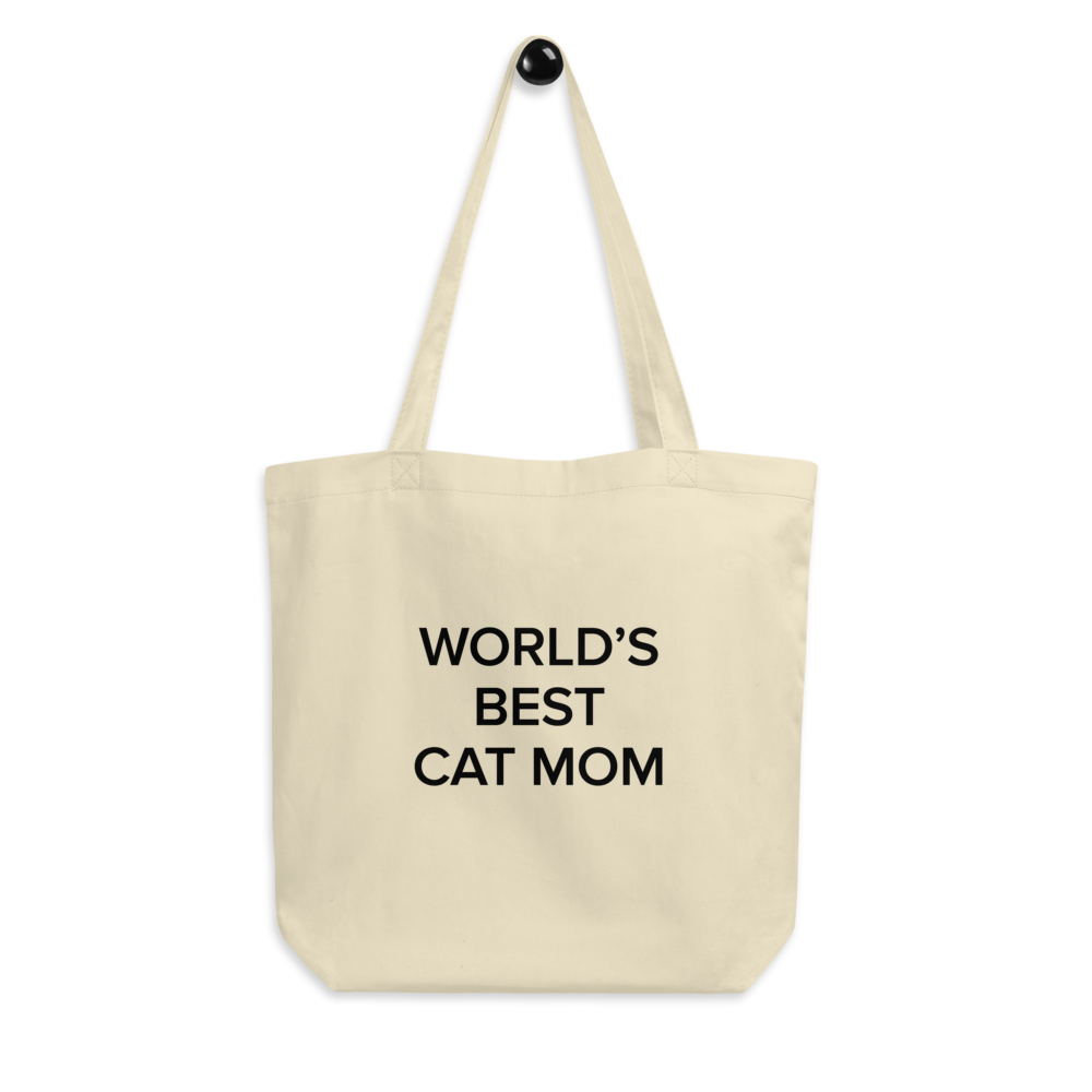 BuzzFeed Cat Mom Mother's Day Tote Bag