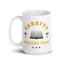 Load image into Gallery viewer, BuzzFeed Varsity Reading Team Book Day Mug