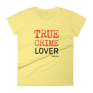 BuzzFeed Unsolved True Crime Lover Women's T-Shirt