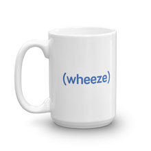 Load image into Gallery viewer, BuzzFeed Unsolved (Wheeze) Mug