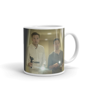 BuzzFeed Unsolved Supernatural Season 2 Mug