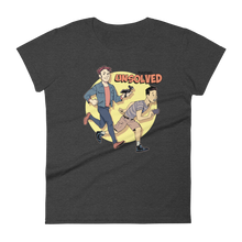 Load image into Gallery viewer, BuzzFeed Unsolved Saturday Morning Women's T-Shirt