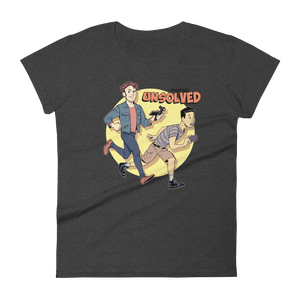 BuzzFeed Unsolved Saturday Morning Women's T-Shirt