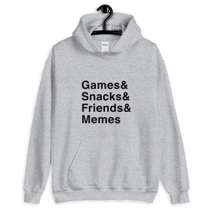 Multiplayer By BuzzFeed Games & Hooded Sweatshirt
