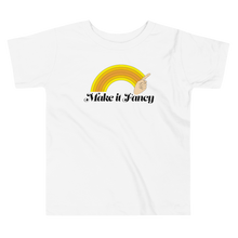 Load image into Gallery viewer, Make It Fancy Finger Wave Toddler T-Shirt