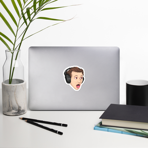 Multiplayer By BuzzFeed Zach Emote Sticker