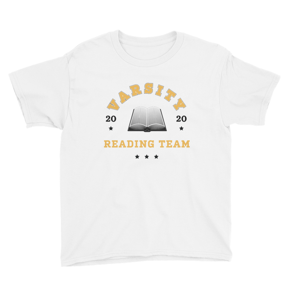 BuzzFeed Varsity Reading Team Book Day Youth T-Shirt