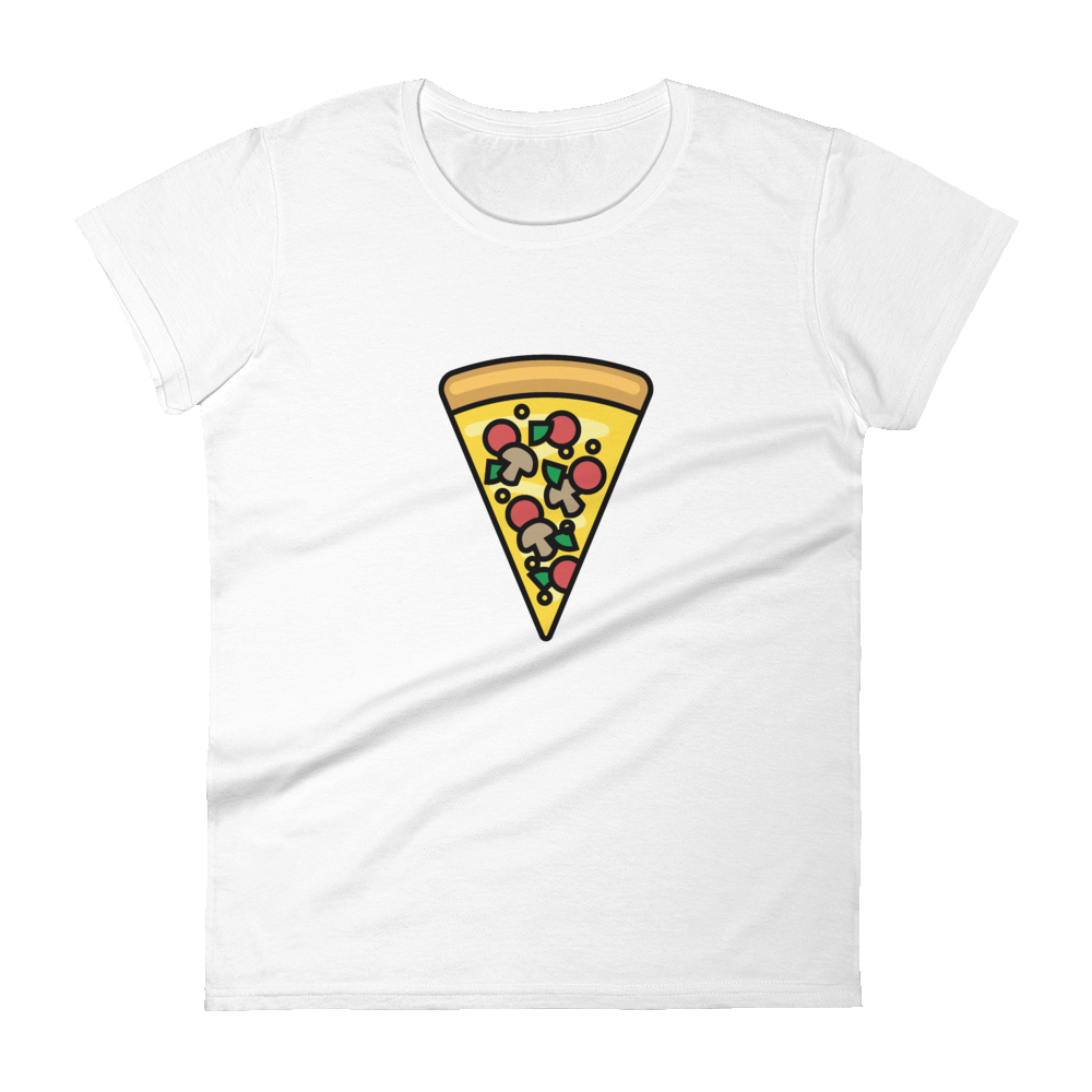 BuzzFeed Supreme Pizza Best Friend Day Women's T-Shirt