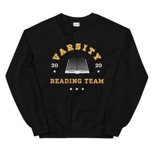 BuzzFeed Varsity Reading Team Book Day Sweatshirt