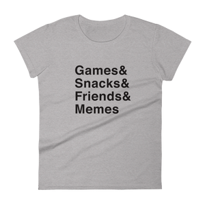 Multiplayer By BuzzFeed Games & Women's T-Shirt