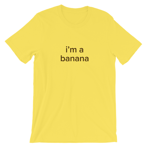 BuzzFeed Banana Halloween Costume T-Shirt
