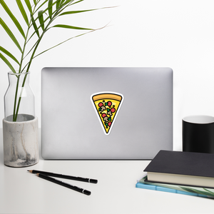 BuzzFeed Supreme Pizza Best Friend Day Sticker
