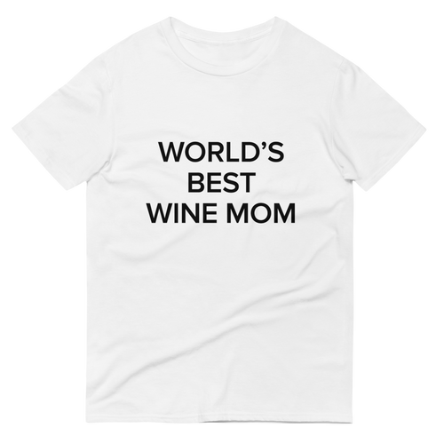 BuzzFeed Wine Mom Mother's Day T-Shirt