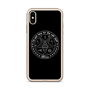 BuzzFeed Unsolved Cult Stuff iPhone Case