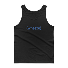 Load image into Gallery viewer, BuzzFeed Unsolved (wheeze) Tank top