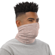 Load image into Gallery viewer, BuzzFeed Pink Swirl Unisex Neck Gaiter