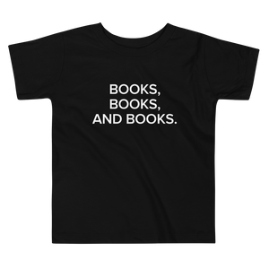 BuzzFeed Books, Books Book Day Toddler T-Shirt
